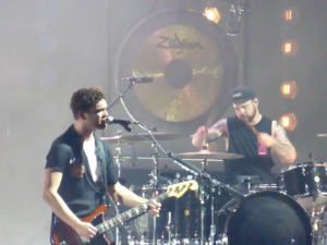 Royal Blood Ally Pally show- photo from Lez