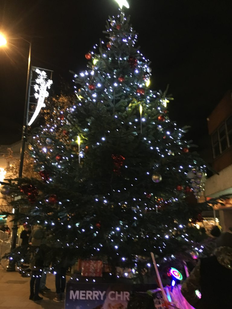 Christmas Lighting Richmond Va.Christmas Comes To Twickenham And Richmond Britannia Row