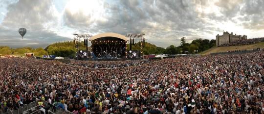 Oasis - Slane Castle 2009
